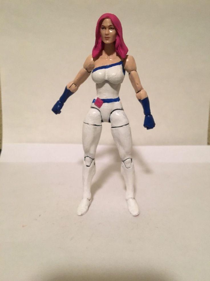 Custom Marvel Legends Jewell aka Jessica Jones Action Figure | eBay