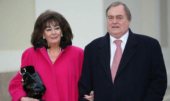Cross Bencher: John Prescott reveals telly rows with wife Pauline