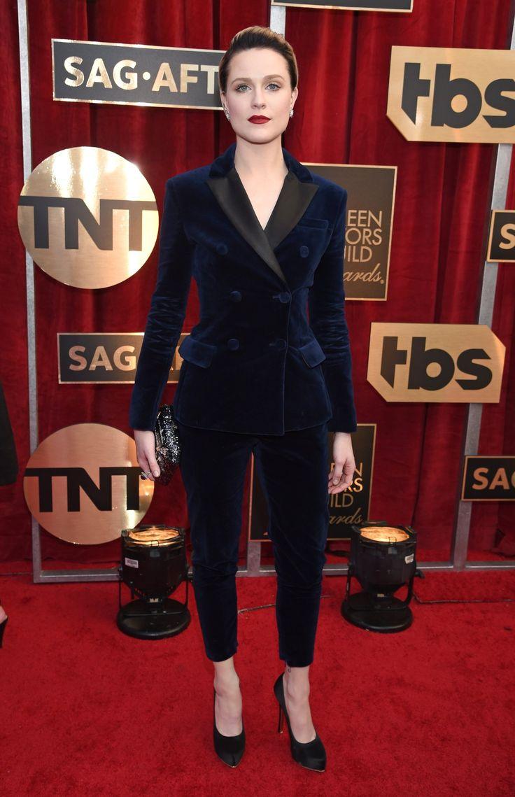 SAG Awards 2017 - Evan Rachel Wood