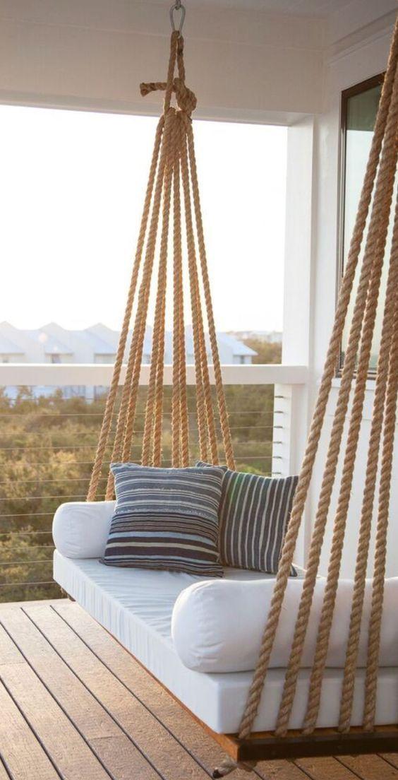 porche de devant   – Front porch decor/curb appeal