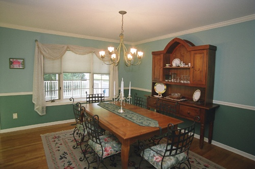 17 best images about dining room on pinterest turquoise for Teal dining room ideas