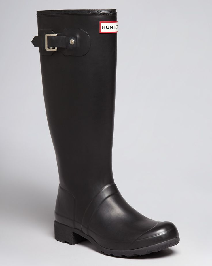 Hunter Original Tour Packable Rain Boots   Bloomingdale's