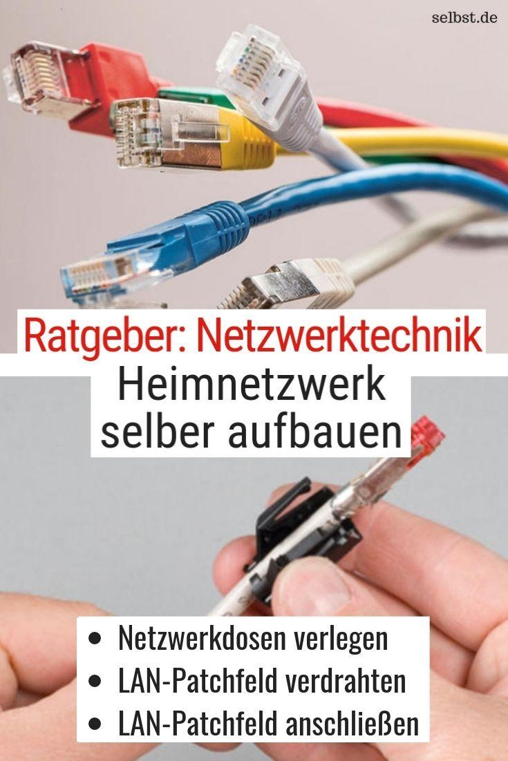 Netzwerk Ratgeber Pinterest Smart Home Home Und Cable Management