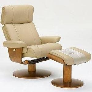Mac Motion Oslo Norfolk Euro Recliner and Ottoman with Massage in Khaki Leather - Stargate Cinema & 19 best comfort chairs images on Pinterest | Recliners Home ... islam-shia.org