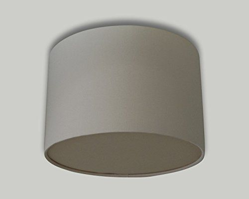 Light Beige Drum Ceiling Lampshade With Light Beige Diffuser 20cm 25cm 30cm 35cm 40cm 50cm 60cm 70cm Lamp Shade Lightshade: Amazon.co.uk: Handmade
