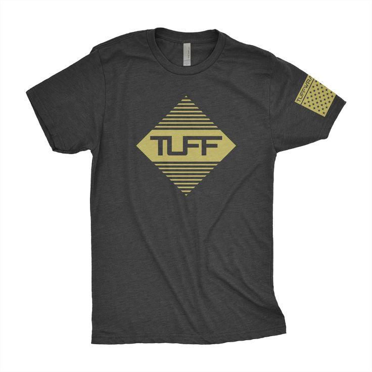 Diamond TUFF Gold Tee