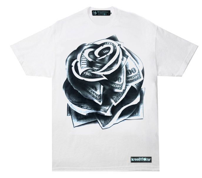 Kree8tions - Kree8tive Edition - Kree8tions Money Rose