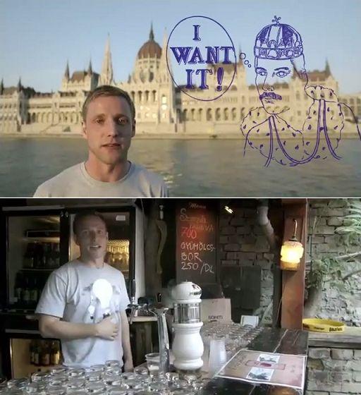 Az amerikai származású Mike megmutatja, miért imádja Budapestet. :)