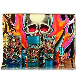 Ed Hardy Hearts & Dagger Men's Cologne Gift Set....(I luv a good smelling man;)