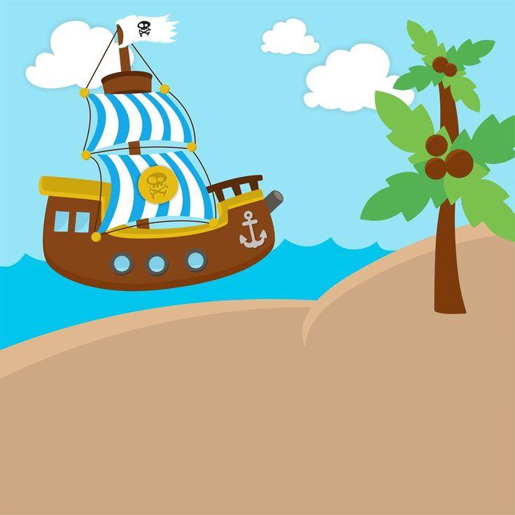 54 besten Pirates Bilder auf Pinterest | Piratenparty, Clipart und ...