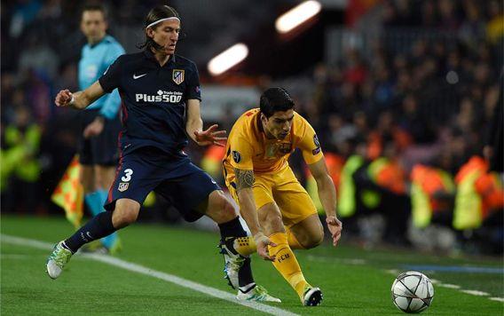 Barcelona - Atlético de Madrid 2016. Las imágenes del partido