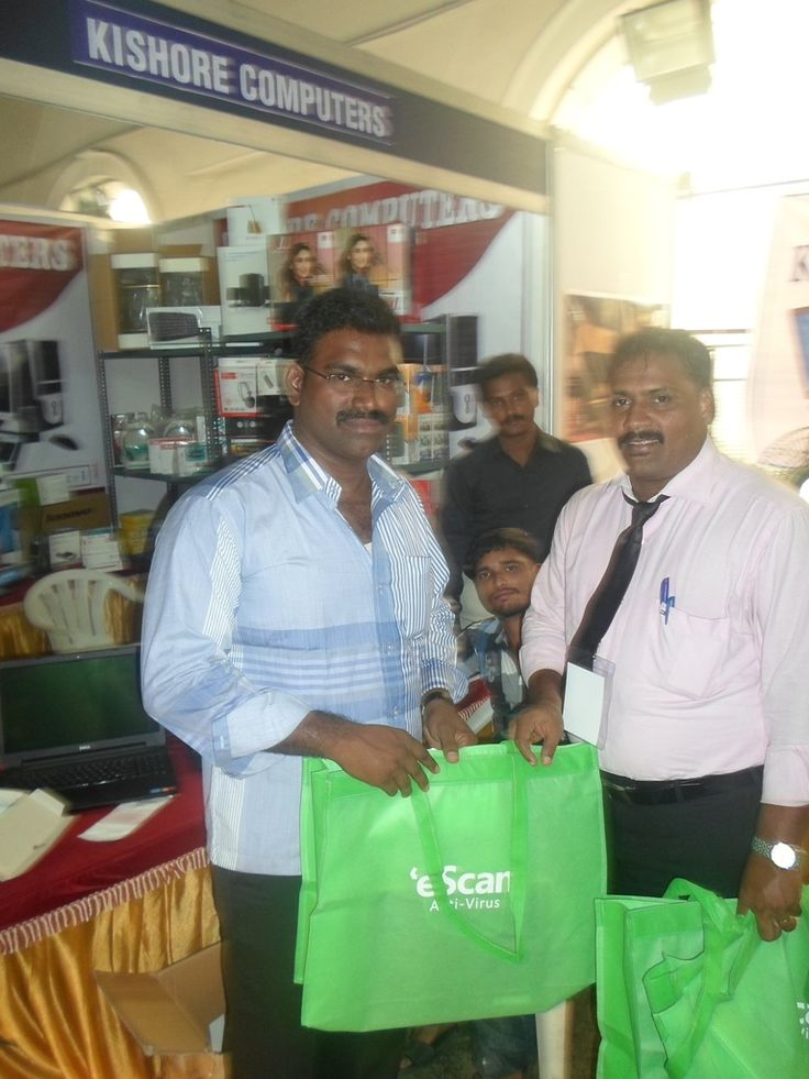 eScan had participated in the recently held Erode dealers IT Association (EdITA) in Malligai Arangam , Erode