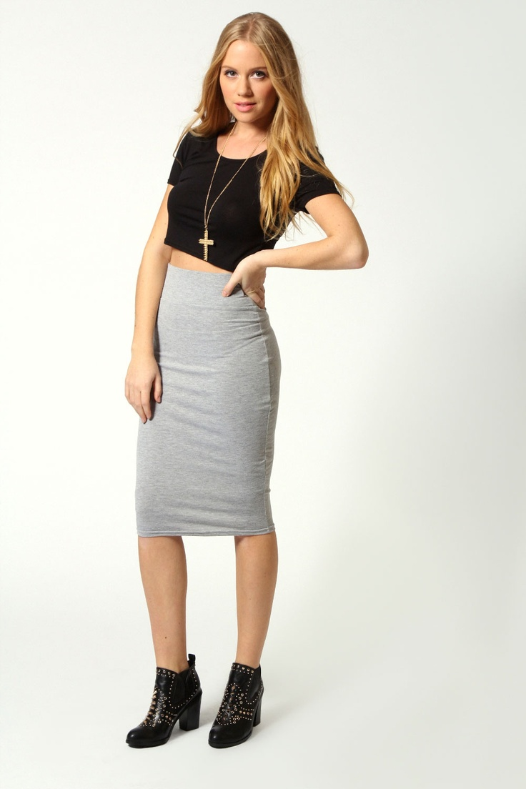 Midi Skirt Tight
