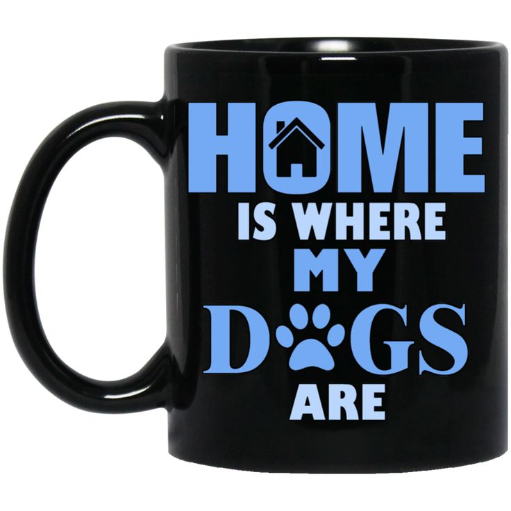 Home Is Where My Dogs Are – Snazzypup