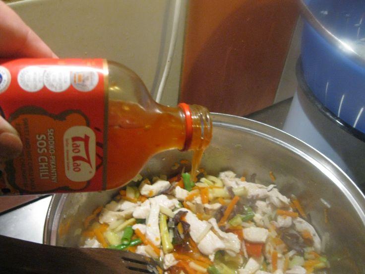 KalMar-owa kuchnia: Danie nabrało smaku i szybko zniknęło z talerzy!