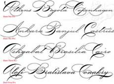 68 best hand writing fonts images on pinterest script for Cursive neck tattoos