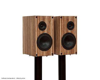 Solfegio loudspeakers Alliante prime