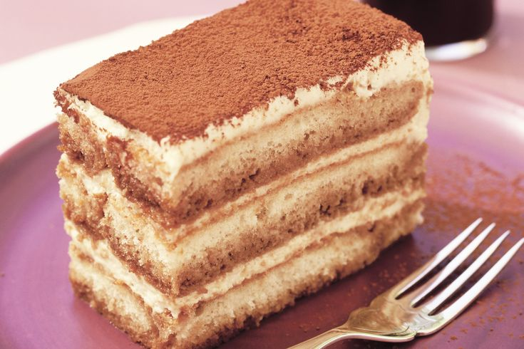 Tiramisu, love this one.