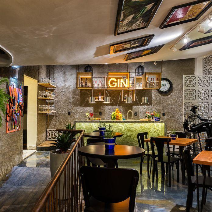 As 25 melhores ideias de balc o moderno no pinterest decora o cozinha com ilha revestimento - Decorar bar barato ...