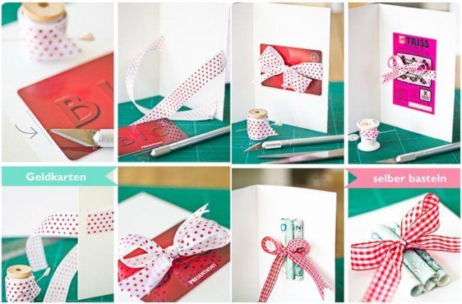 25 best ideas about geldkarte on pinterest geldgeschenkhochzeit originelle geschenkideen and. Black Bedroom Furniture Sets. Home Design Ideas
