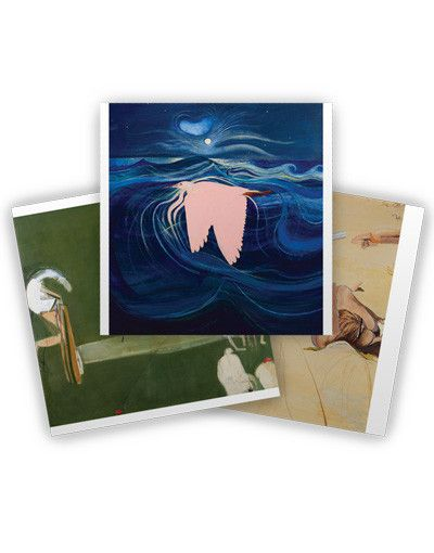 Too special for words! These cards are three of #brettwhiteley most beautiful works. Perfect for #christmas or any time of year, they showcase the mood and colours of an #australian #summer. Click through to get yours now!