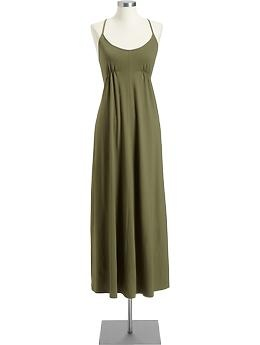 Spring is coming.... Old Navy comfy dresses... This will look cute with a cardi or a jean jacket.
