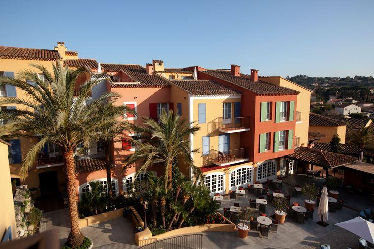 Le Byblos, Saint Tropez. 20 Avenue Paul Signac, 83990 Saint-Tropez. 04 94 56 68 00. www.byblos.com