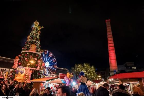 Visit Greece | Christmas Factory 2017. #visitgreece #events #athens