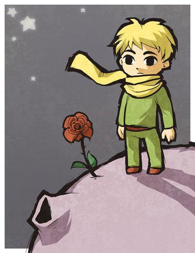 Le Petit Prince by nikogeyer