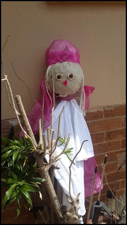 mop doll