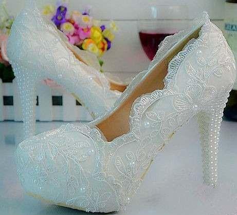 sapato feminino importado para noivas