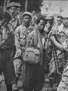 Bandoeng-sector: Ondanks de republikeinse propaganda, welke schreeuwt van strijd…