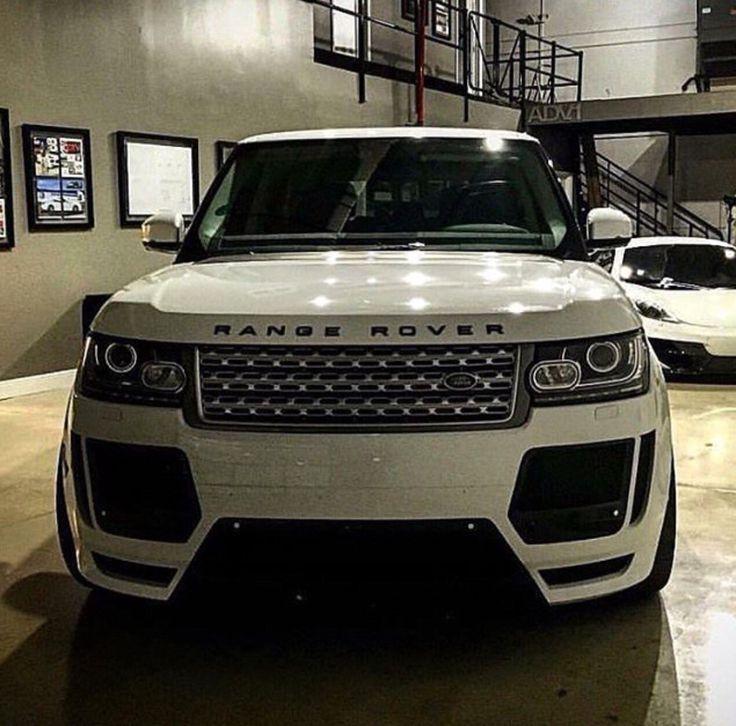 401 Best Range Rover Images On Pinterest
