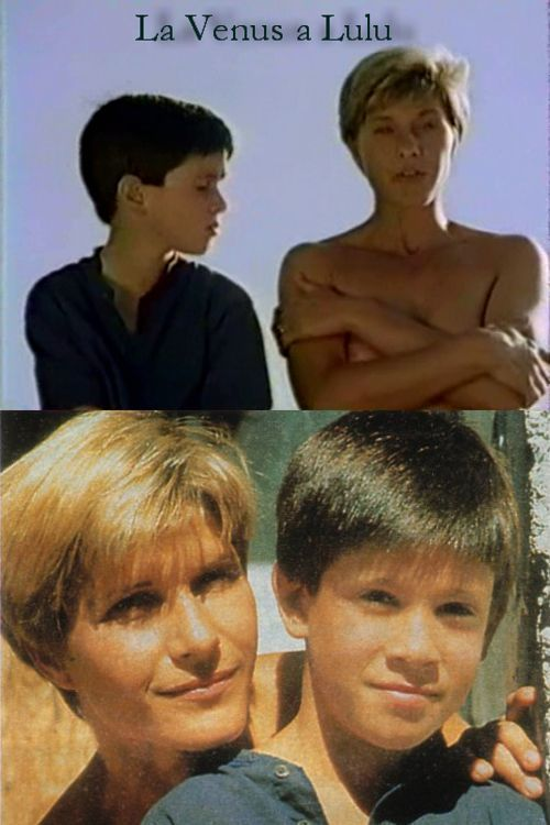 La Vénus à Lulu 1991 TV Movie , France , by Daniel Losset . Scene :  Finnish naturist  tourist (Caroline Laurence) gets lost and she's helped by a 10-y-o kid (Maxime Boidron 11-y)