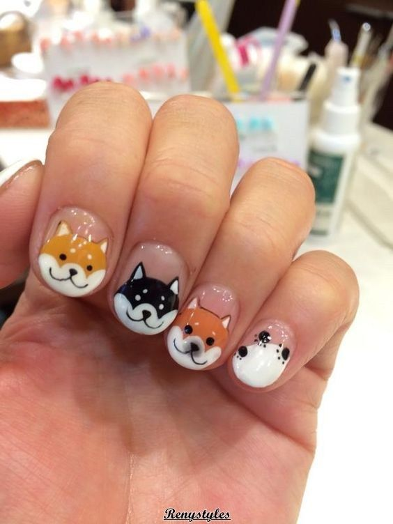 Amazing Animal and Birds Nail Art Designs – Reny styles