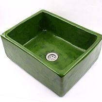 umywalka zielona, Dekornia