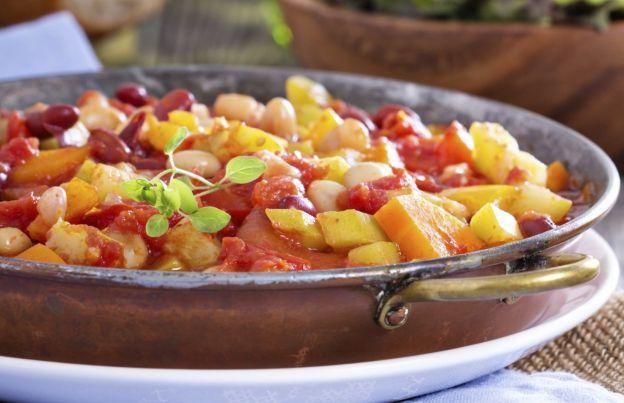 Ragù di verdure con zucca