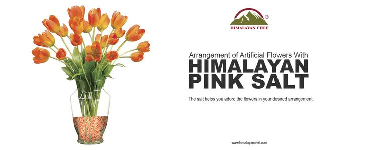 Himalayan pink salt is composed of the large quantity of mineral salts that renders enormous benefits to the human being