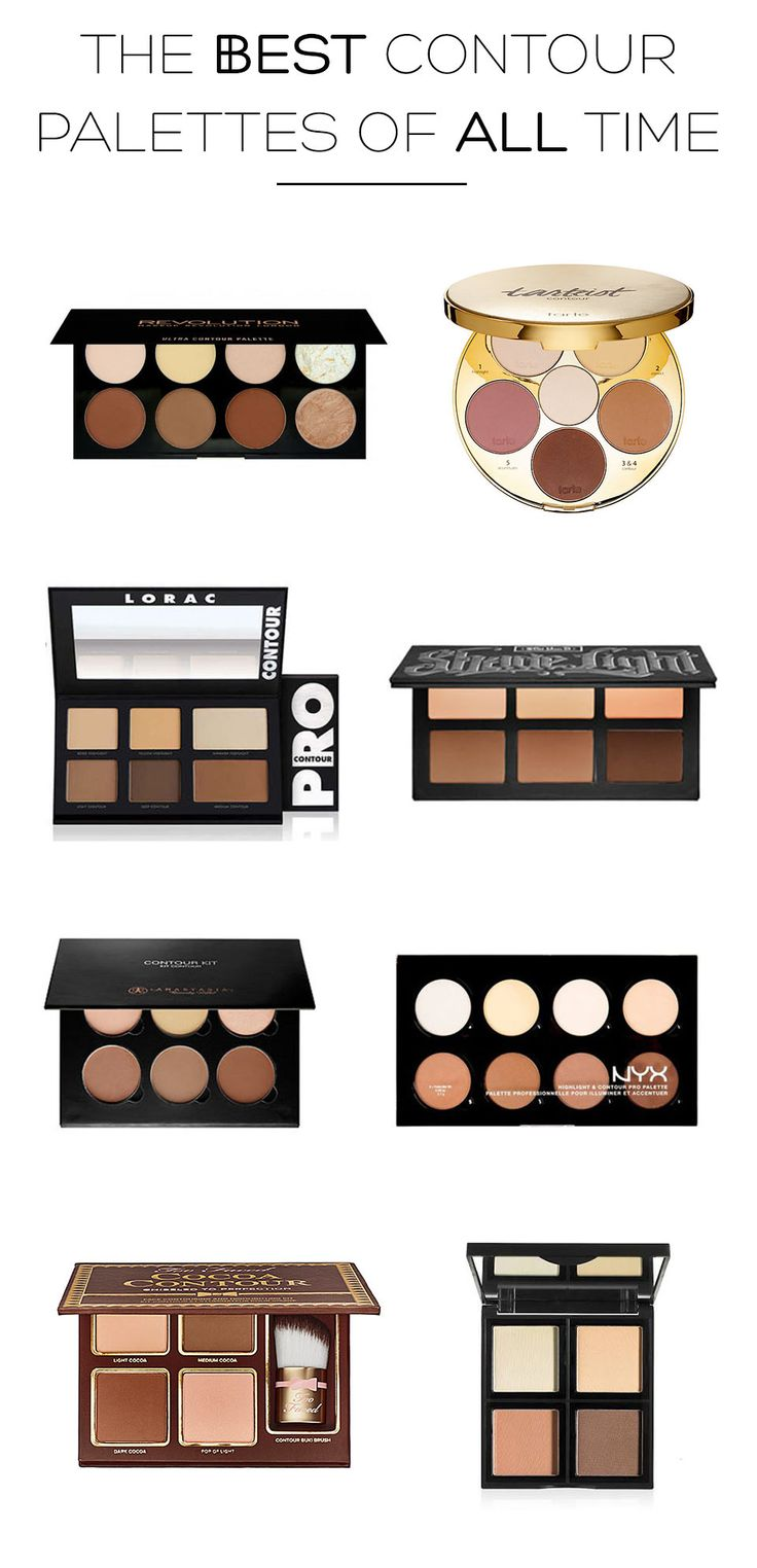 Beautifully sculpted cheekbones can be easy when you have the right contouring and highlighting shades on hand. Today, on the blog, I've rounded up 8 of the best contour palettes of all time. Whether you're a beginner or a pro, this edit of the best contour palettes has you covered! Makeup Revolution Ultra Contour Palette This affordable and stunning contour palette by Makeup Revolution contains eight highly pigmented powders perfect for contouring, bronzing, highlighting and setting the ...