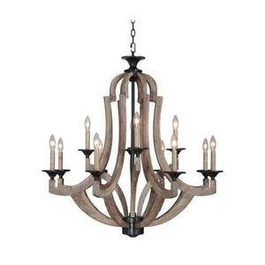 c35112wp winton large foyer chandelier chandelier weathered pine
