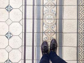 Czifrapalota: Cementlap szerelem - kis kitérő Szentpétervárra