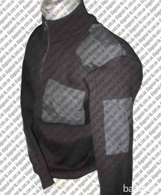 Свитер офицерский Трикотажные форменные синие свитера. Форменный свитер на молнии, мысом под рубашку или с круглой горловиной. Размеры свитеров —...