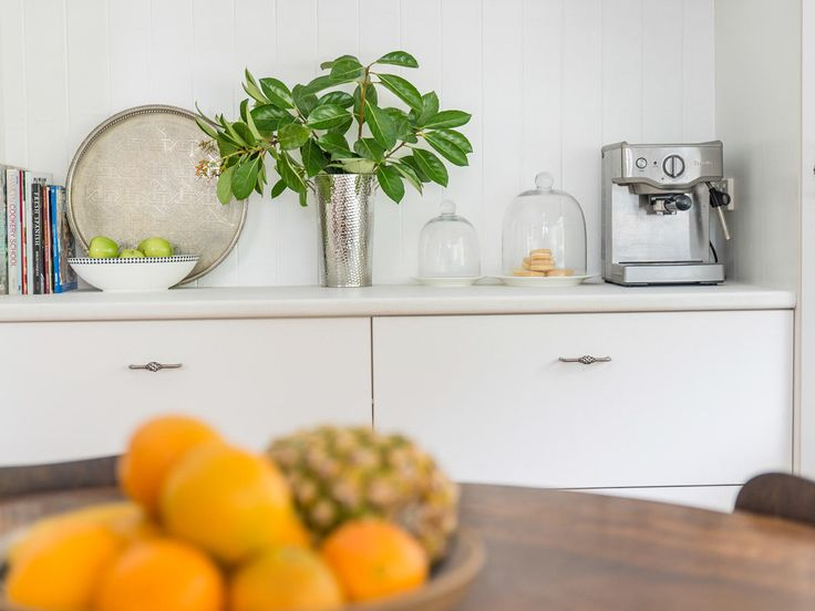 Styled Kitchen Benech