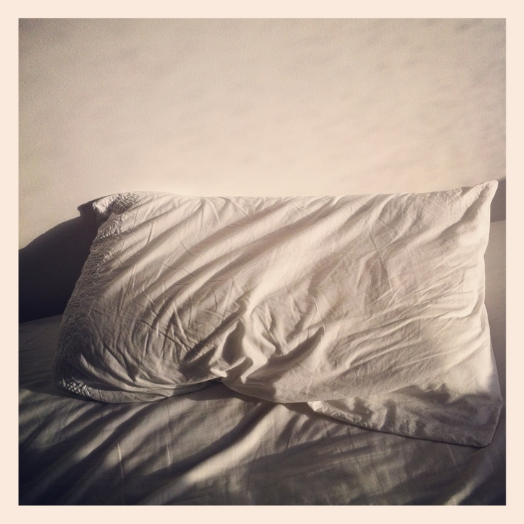Pillow,by James Hackworthy 2012