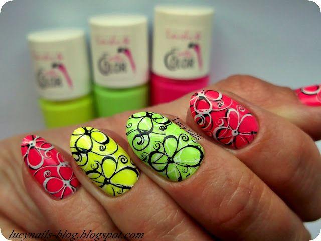Lovely Exotic Color nr 1 , 2 i 3