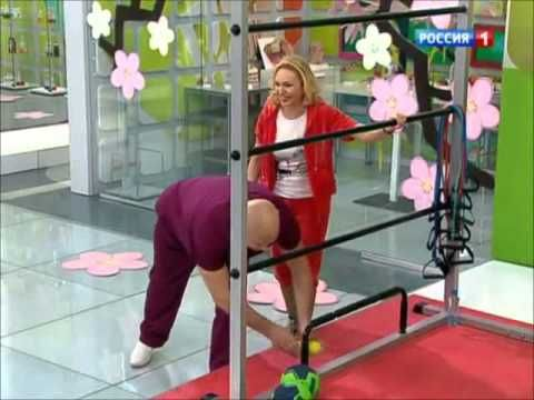Рецепты красоты от Бубновского. Упражнения для похудения, в домашних условиях.