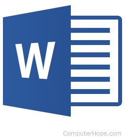 Microsoft Word shortcut keys for working with the Microsoft word processor faster by only using the keyboard to perform common tasks.