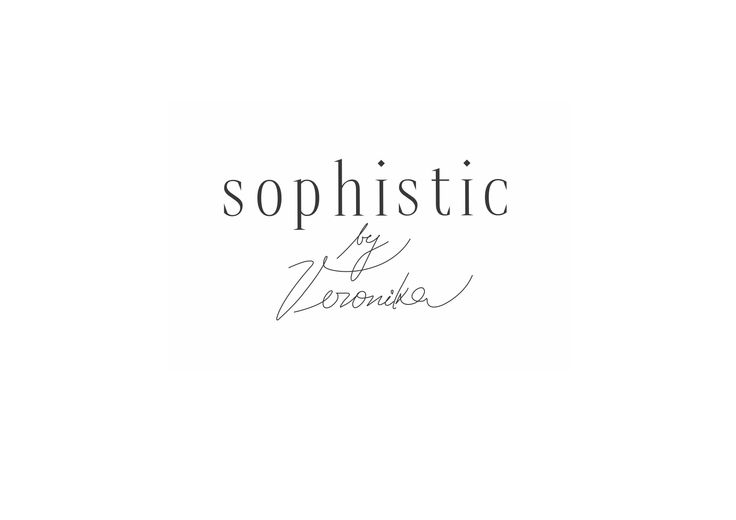 Sophistic by Veronika | www.sophistic.cz
