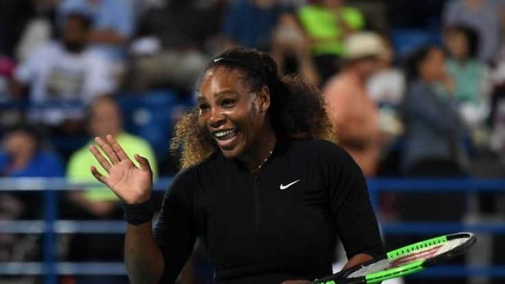Serena Williams: If I'm not ready now, I'm just never going to be ready