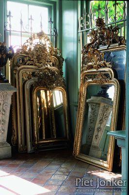 Antieke Franse spiegels